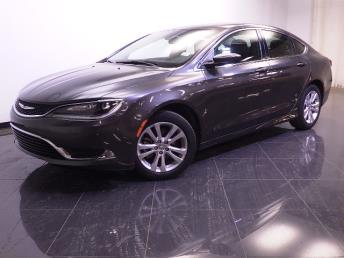 2015 Chrysler 200 - 1240019770