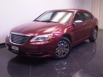 2014 Chrysler 200 - 1240019785