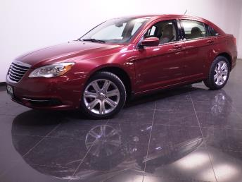 2012 Chrysler 200 - 1240019854