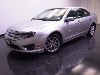 2011 Ford Fusion - 1240020110