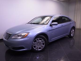 2013 Chrysler 200 - 1240020119
