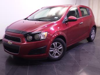 2014 Chevrolet Sonic - 1240020121