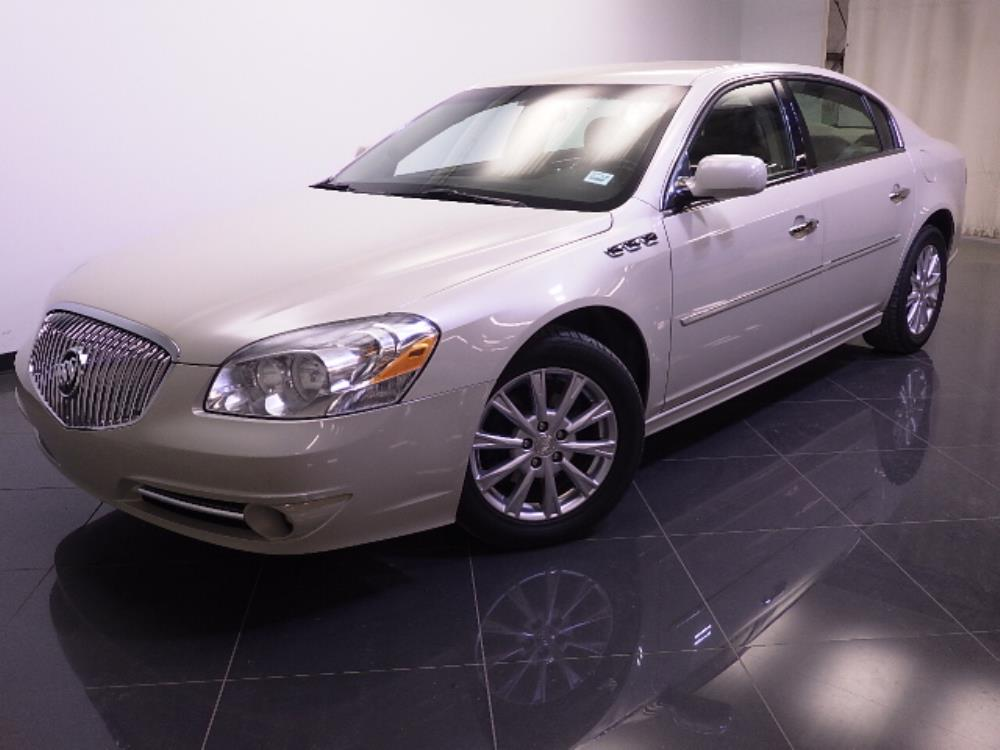 2011 buick lucerne for sale in huntsville 1240020166 drivetime. Black Bedroom Furniture Sets. Home Design Ideas