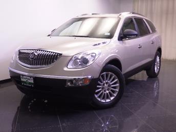 2009 Buick Enclave - 1240020252