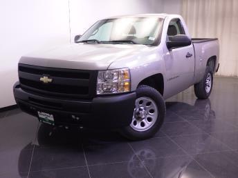 2009 Chevrolet Silverado 1500 - 1240020451