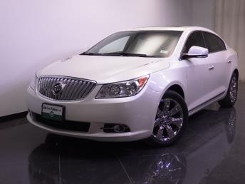 2011 Buick LaCrosse - 1240020607