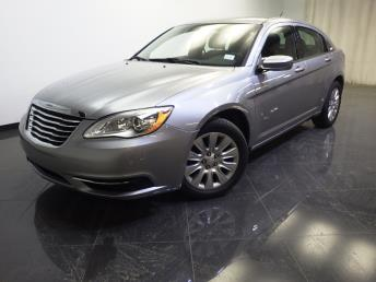 2013 Chrysler 200 - 1240020628