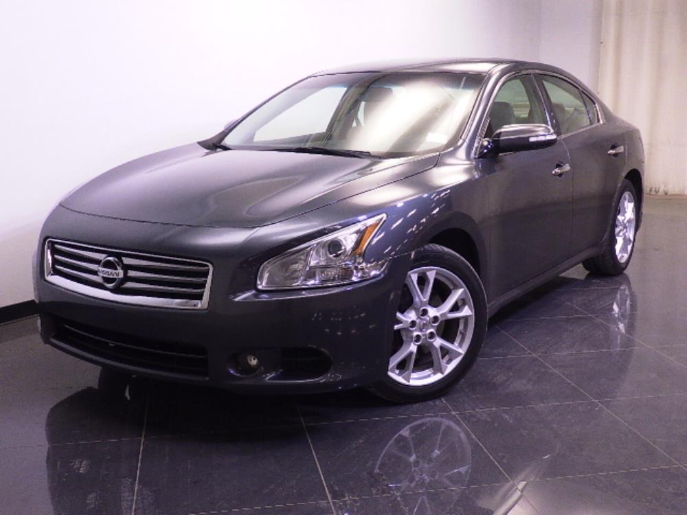2013 nissan maxima for sale in memphis 1240020670 drivetime. Black Bedroom Furniture Sets. Home Design Ideas