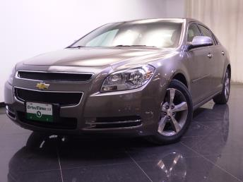 2012 Chevrolet Malibu - 1240020711