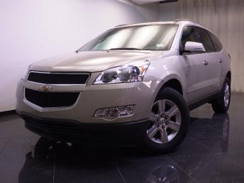 2011 Chevrolet Traverse - 1240020773