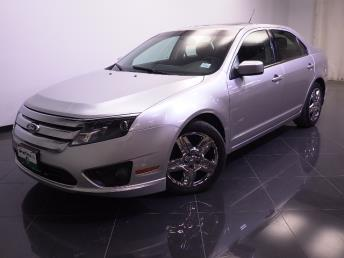 2011 Ford Fusion - 1240020797