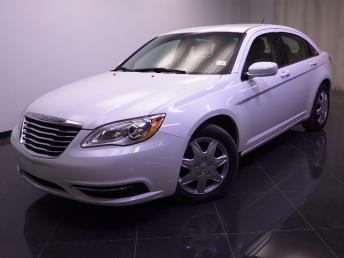 2013 Chrysler 200 - 1240020953