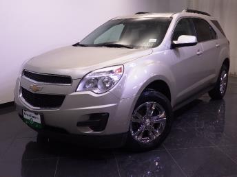 2014 Chevrolet Equinox - 1240021022