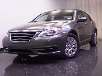 2012 Chrysler 200 - 1240021251