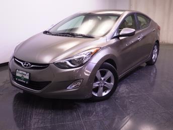 2013 Hyundai Elantra - 1240021379