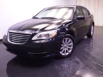 2011 Chrysler 200 - 1240021442