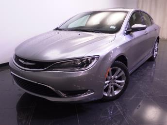 2015 Chrysler 200 - 1240021521