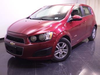 2014 Chevrolet Sonic - 1240021575