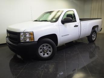 2012 Chevrolet Silverado 1500 - 1240021583