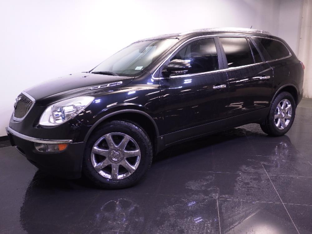 2009 buick enclave for sale in huntsville 1240021850. Black Bedroom Furniture Sets. Home Design Ideas