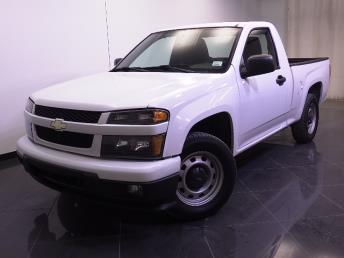 2012 Chevrolet Colorado - 1240021868