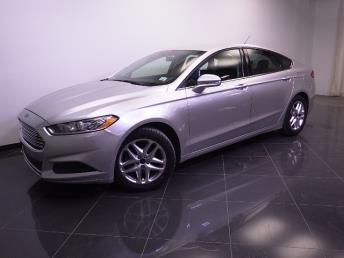 2013 Ford Fusion - 1240021970