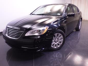 2012 Chrysler 200 - 1240022039
