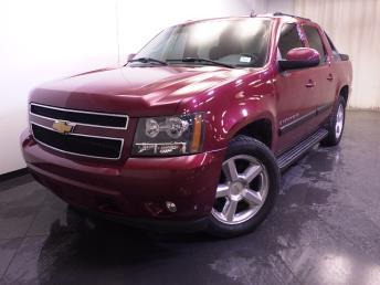 2007 Chevrolet Avalanche - 1240022148