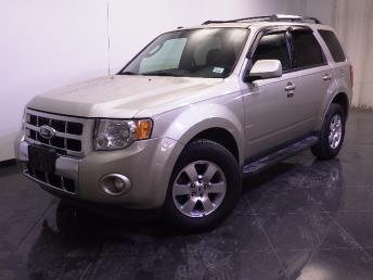2012 Ford Escape - 1240022165