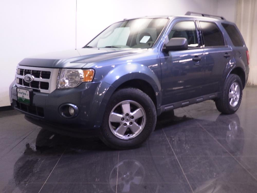 2012 Ford Escape XLT - 1240022189