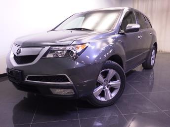 2011 Acura MDX - 1240022222