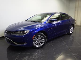 2015 Chrysler 200 - 1240022243