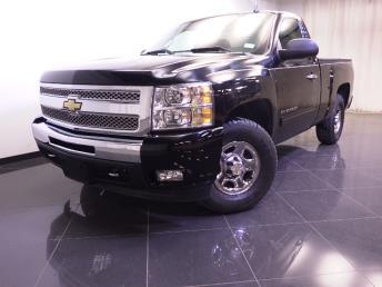 2011 Chevrolet Silverado 1500 - 1240022283