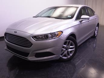 2015 Ford Fusion - 1240022292