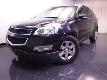 2012 Chevrolet Traverse - 1240022309