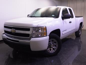2010 Chevrolet Silverado 1500 - 1240022372