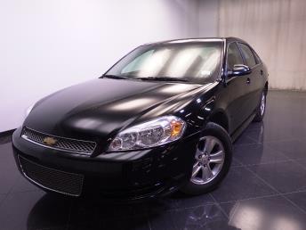 2014 Chevrolet Impala Limited - 1240022405