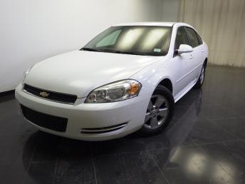 2011 Chevrolet Impala - 1240022471