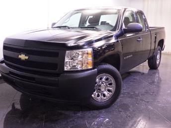2011 Chevrolet Silverado 1500 - 1240022479