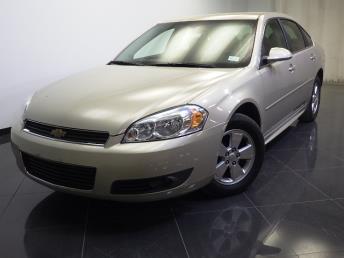 2011 Chevrolet Impala - 1240022485