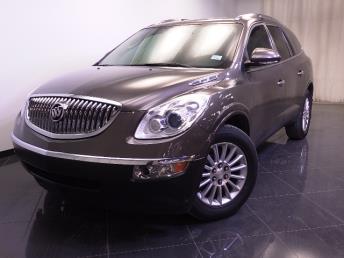 2012 Buick Enclave - 1240022507