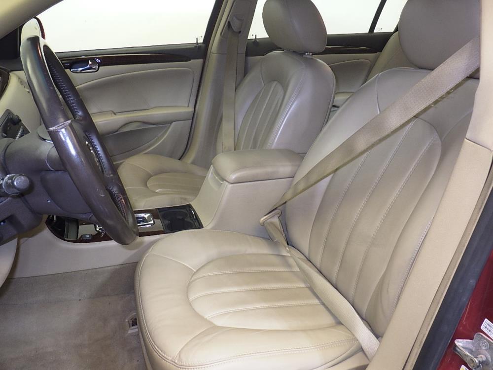 2011 Buick Lucerne CXL Premium - 1240022517