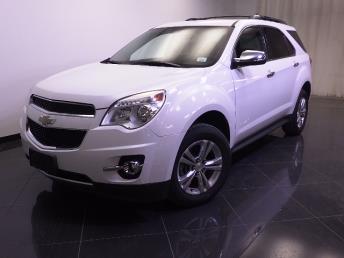 2010 Chevrolet Equinox - 1240022620