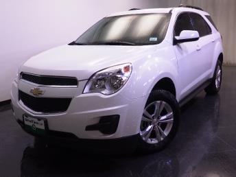 2012 Chevrolet Equinox - 1240022648