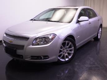 2012 Chevrolet Malibu - 1240022683