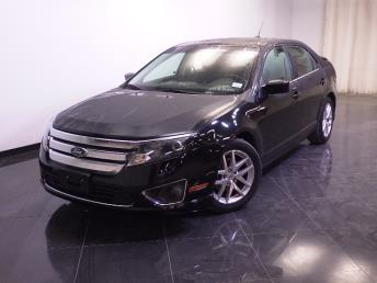 2010 Ford Fusion - 1240022738