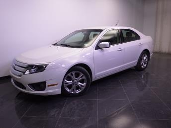 2012 Ford Fusion - 1240022762