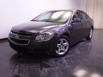 2012 Chevrolet Malibu - 1240022833