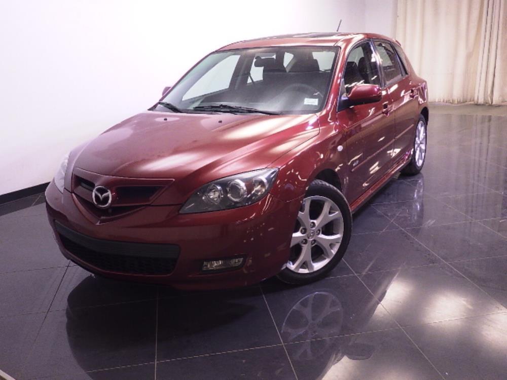 2009 Mazda Mazda3 - 1240022901