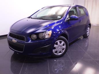 2013 Chevrolet Sonic - 1240022910